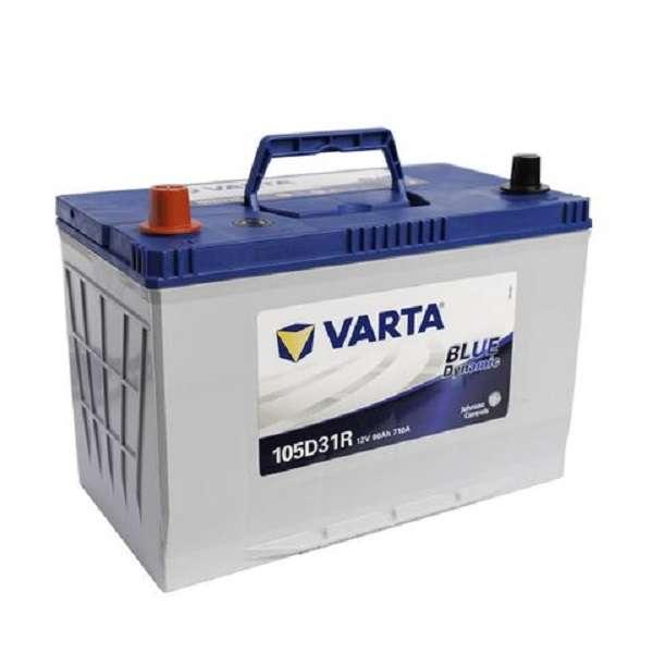 Ắc quy Varta 12V 90AH 105D31L/R