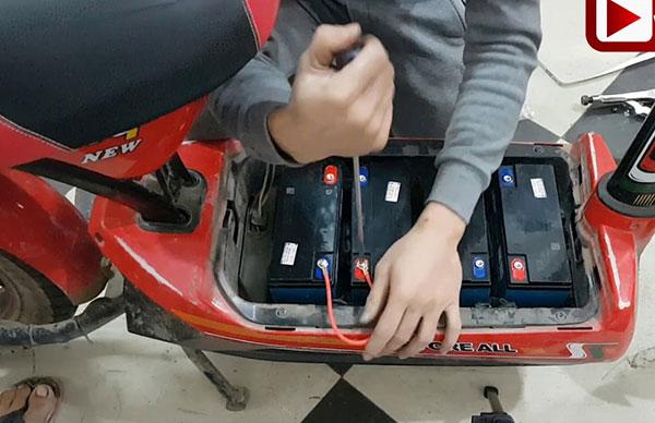 ắc quy xe đạp điện tại đà nẵng